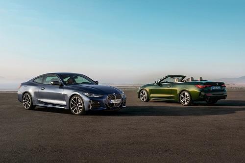 BMW 코리아, 뉴 4시리즈 쿠페 및 컨버터블 사전계약 실시