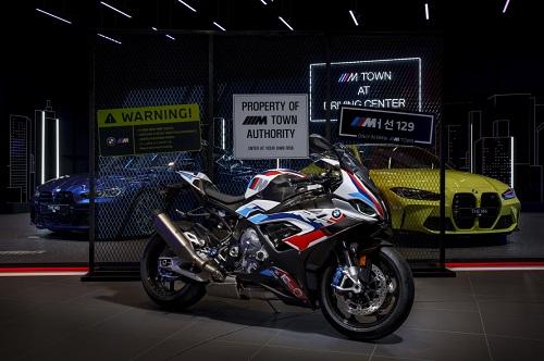 BMW 모토라드, 고성능 스포츠 모터사이클 뉴 M 1000 RR 국내 공식 출시